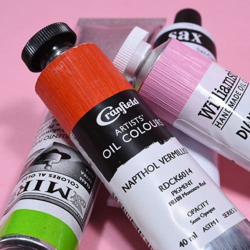 Oil Colours